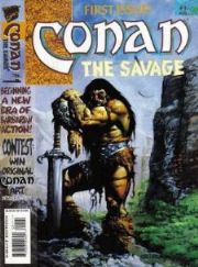 Conan The Savage